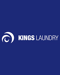 Kings Laundry. Partner of Wientjens: solutions and equipment for textile laundries, industrial dry cleaning and skin tanneries. Partner of Ecolab.